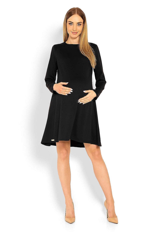 Made in EU Selente Mummy Love modisches Umstandskleid Schwangerschaftskleid Umstands-Freizeitkleid