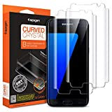 Spigen 556FL20257 Funda Curved Crystal para Samsung Galaxy S7 EDGE, color transparente