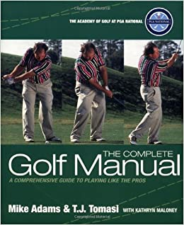 Book's Cover of The Complete Golf Manual (Inglés) Tapa blanda – 16 agosto 2004