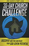 30-Day Church Challenge DVD-Based Study Kit, , 1935541684