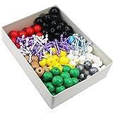 Mererke Advanced Organic Chenistry 357-PIECE Molecular Model Teacher Set Kit (166 Atom Parts MM-X4)