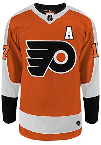Amazon.com   adidas Wayne Simmonds Philadelphia Flyers Authentic Home NHL  Hockey Jersey   Sports   Outdoors 51a1c21eb