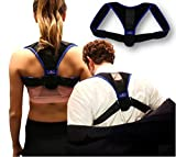 Best Remedy Back Brace For Women - Posture Corrector Back Brace by STRAIGHT ARROW. Adjustable Review