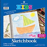 Strathmore 27-110 100 Series Youth Sketchbook, 12