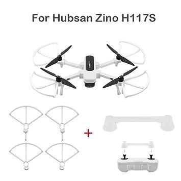 Webla Accesorios dron para Hubsan Zino H117S soporte de pesas + ...