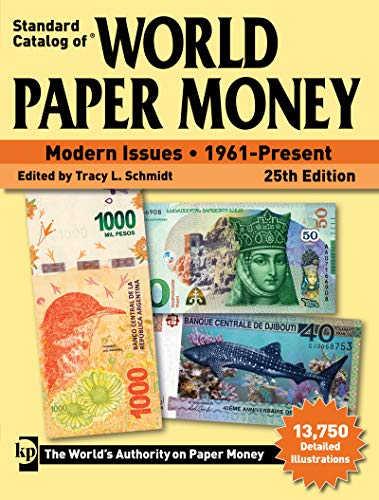 Standard Catalog of World Paper Money, Modern Issues, 1961-Present (Stores Catalog)