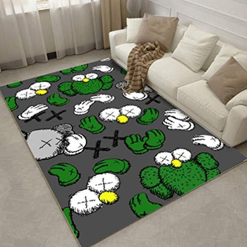 Sesame Street Carpet Carpet Cartoon Brian Floor Mats Anti-Slip Bedroom Blanket Child Room Living Room Decor