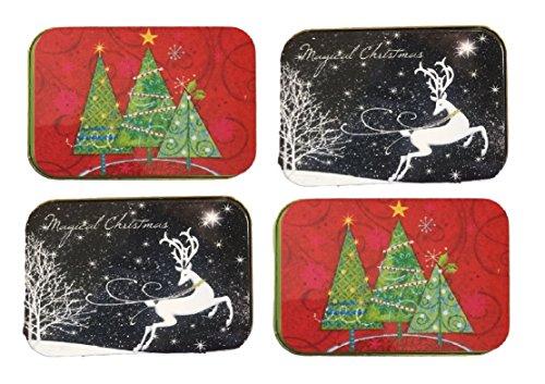 christmas-gift-card-holders-tin-box-christmas-trees-and-reindeer-4-pack