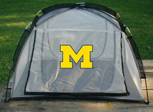 Rivalry NCAA Michigan Wolverines Food Tent