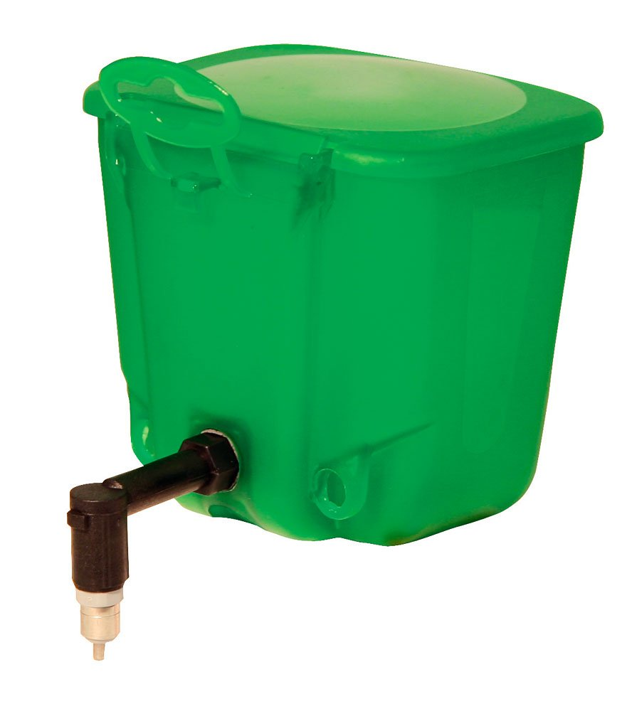 Kerbl 74206 Kaninchentränke 500 ml Kunststoff, grün: Amazon.de: Haustier