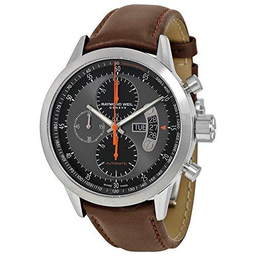Active Chronograph Mens Watch (Raymond Weil Freelancer Automatic Chronograph Men's Watch 7745-TIC-05609)
