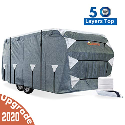 KING BIRD Upgraded Travel Trailer RV Cover