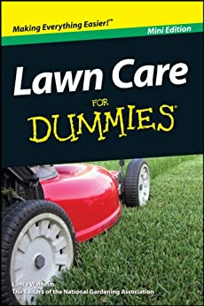 Lawn Care For Dummies®, Mini Edition by [Walheim, Lance]