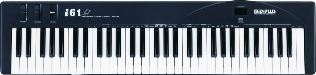 midiplus i61 USB MIDI Keyboard controller by Midiplus