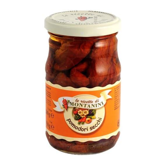Montanini Sun Dried 100% Italian Tomatoes, 280g