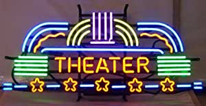Neonetics 5THEAT Theater Marquee Neon Sign