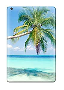 XD7TAQ75Q7TD1RY8 Quality Case Cover With Tropical Island Nice Appearance Compatible With Ipad Mini 3