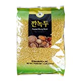 ROM AMERICA [4 Pound ] Peeled Yellow Mung Beans 깐녹두