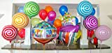 Happy Birthday Balloons - Birthday Party Decorations for Kids by Sterling James