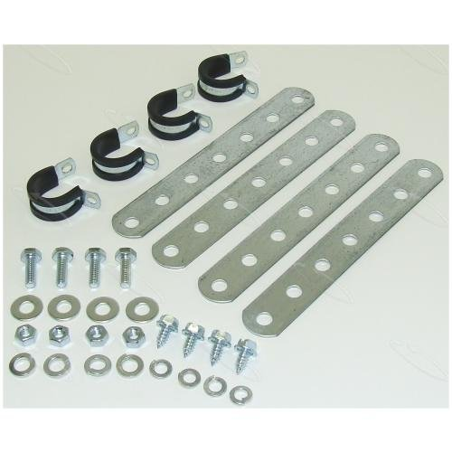Hayden Automotive 153 Metal Mounting Bracket Kit ()