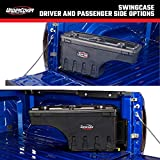 Undercover SwingCase Truck Bed Storage Box | SC203P | Fits 15-20 Ford F-150 Passenger Side