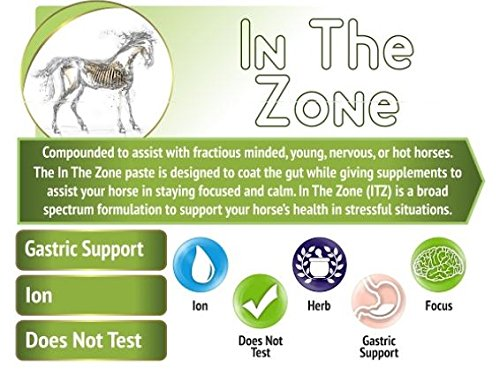 Animal Element In The Zone - 80cc. - All Natural, GMO Free, Calming and Focus Paste by Animal Element (Image #2)