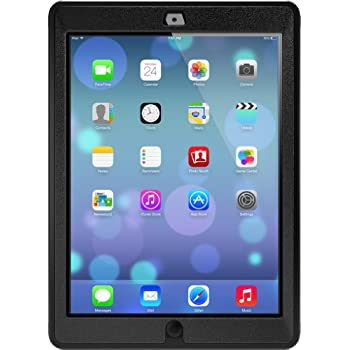 Otterbox Defender Series Case for iPad Air - Frustration Free Packaging - Black