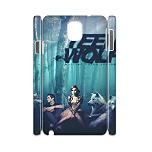 D-PAFD Diy case Teen Wolf customized Hard Plastic case For samsung galaxy note 3 N9000