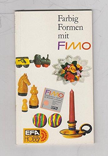 Farbig Formen mit FIMO