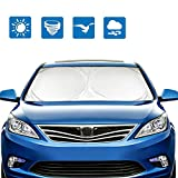 Best Car Sunshades - mixigoo Windshield Sun Shade - Blocks UV Rays Review
