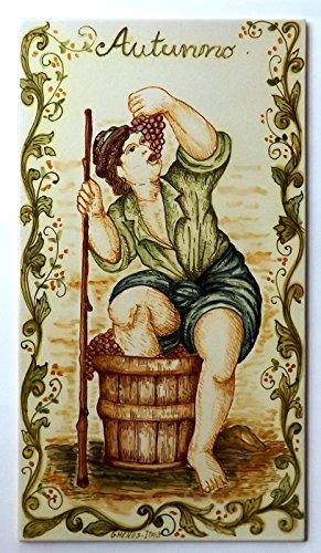 Ghenos-Autunno-Mattonella-decorativa-in-ceramica