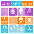 ArtNaturals Anti-Aging-Set with Vitamin-C Retinol and Hyaluronic-Acid - (3 x 1 Fl Oz / 30ml) Serum for Anti Wrinkle and Dark Circle Remover - All Natural and Moisturizing