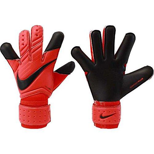 - Nike GK Vapor Grip 3 Soccer Goalkeeper Gloves (Sz. 10) Red