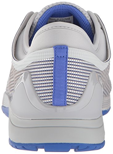 Reebok Men's CROSSFIT Nano 8.0 Sneaker, White/Stark Grey/Skull GR, 6.5 M US by Reebok (Image #2)