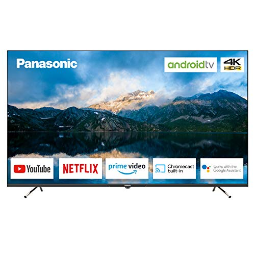Panasonic TH65GX655M 4K HDR ULTRA HD Android SMART TV with HDR10 and Dolby Vision