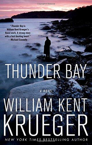 Thunder Bay: A Novel (7) (Cork O'Connor Mystery Series) from Atria Books