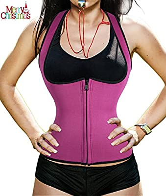 Ursexyly Cute Hot Sweat Bodysuit, Thermo Waist Sauna Trainer Perfect for Sports