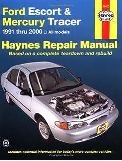 Ford Escort Repair Manual Free Download - notbigi