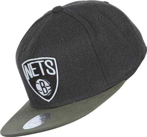 NBA amp; Away Ness Break Mitchell Gorra Brooklyn Nets zE7nw