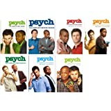 Psych: Complete Seasons 1-7 DVD