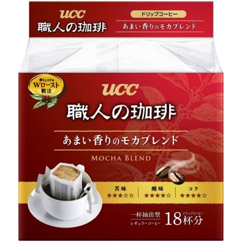 UCC craftsman of coffee drip coffee sweet aroma of mocha blend (Blend Drip)