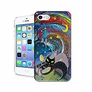 A-Cool Abstract Pencil TPU Phone Case for Iphone5/5S