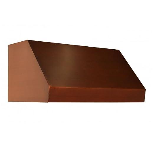 Z Line 8685C 30 1200 CFM Under Cabinet Range Hood With Copper Finish,  30u0026quot