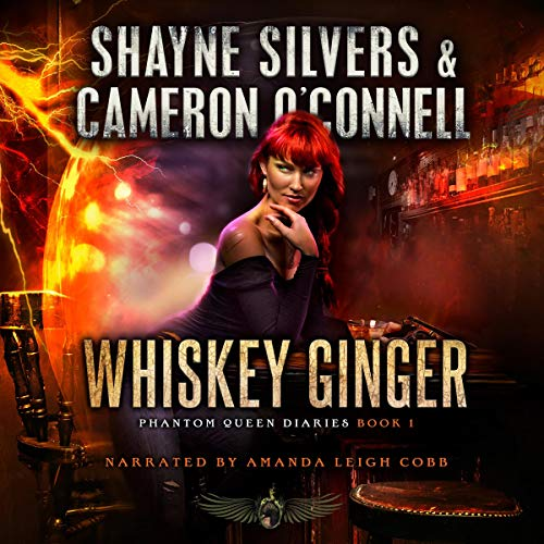 Pdf Fiction Whiskey Ginger: Phantom Queen Diaries, Book 1