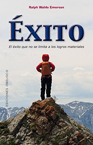 Exito (Spanish Edition) [Ralph Waldo Emerson] (Tapa Blanda)