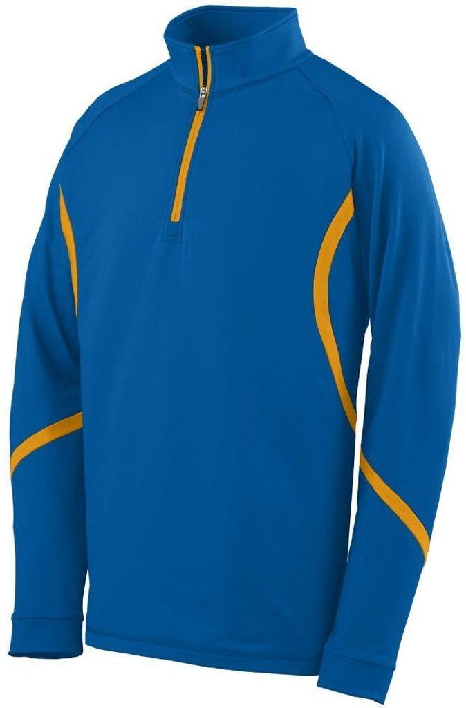 Augusta Sportswear 4760大人用Zealプルオーバー B00EZN81U4 XL|Royal/ Gold Royal/ Gold XL