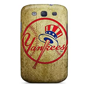 Defender Case With Nice Appearance (new York Yankees) For Galaxy S3