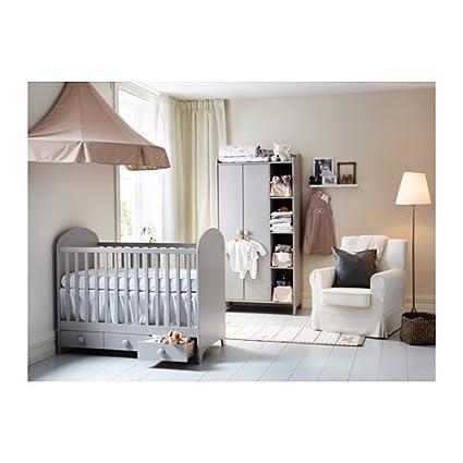 Dosel para cuna con funda nórdina a juego IKEA: Amazon.es: Bebé