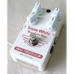 Mad Professor Snow White Bass Auto Wah