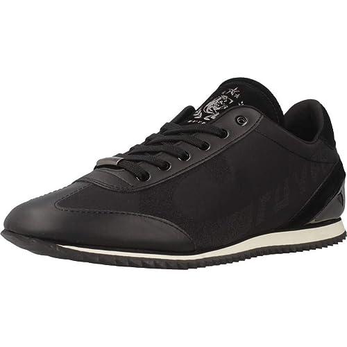 Cruyff Classics Ultra - Zapatillas Bajas Hombre Negro Talla 41: Amazon.es: Zapatos y complementos